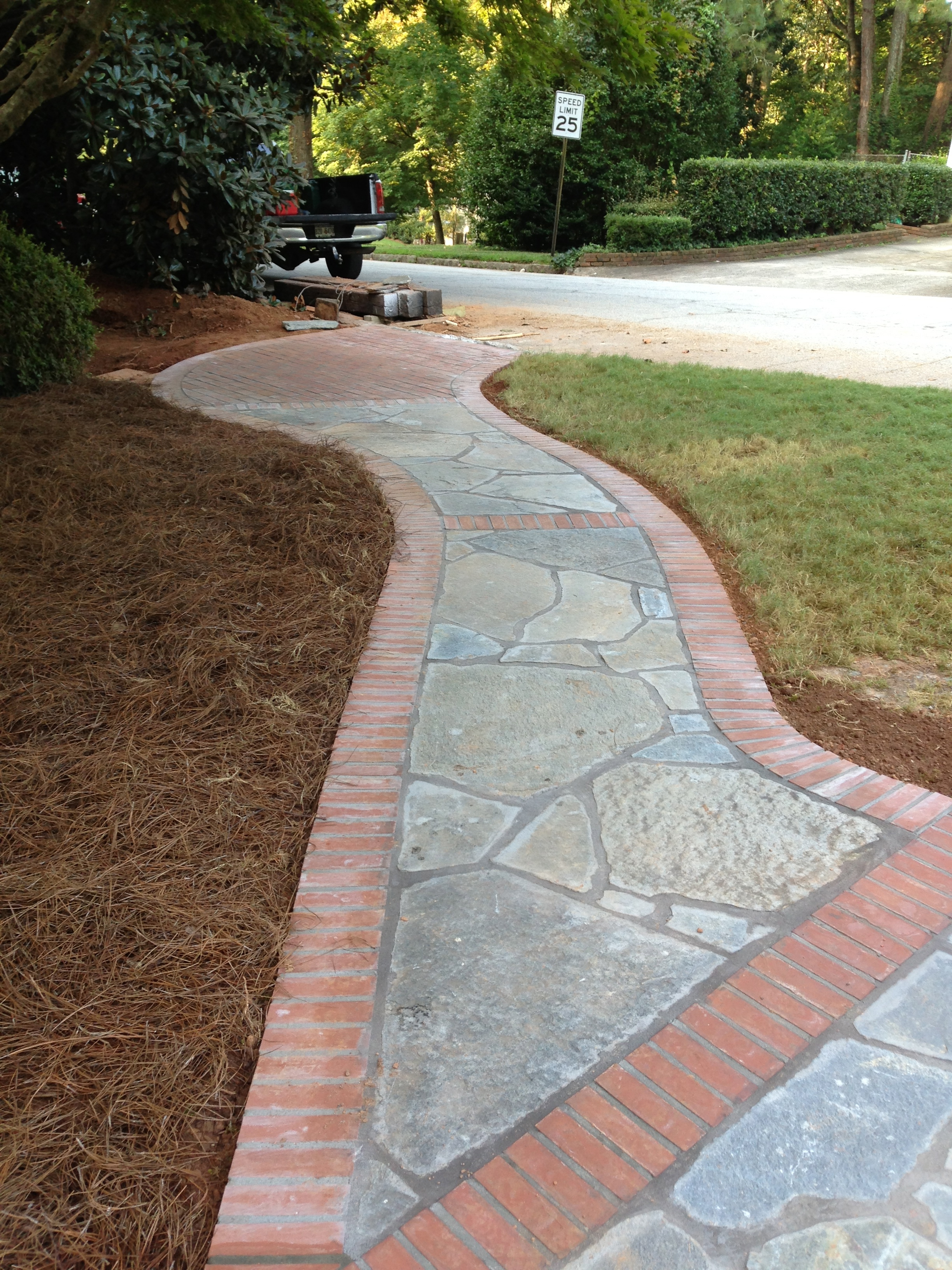 Let american craftsman renovations add curb appeal to your for American brick and stone