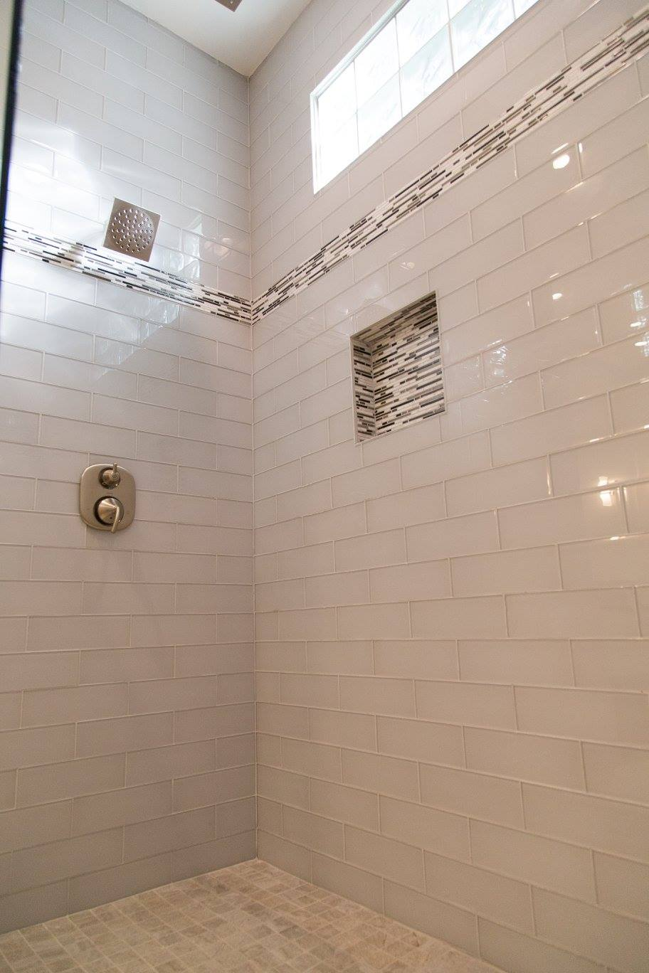 Shower Tile Renovation in Savannah Georgia